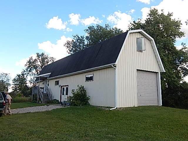 3555 Posey Lake Highway, Hudson, MI 49247 (MLS #21109146) :: The Hatfield Group