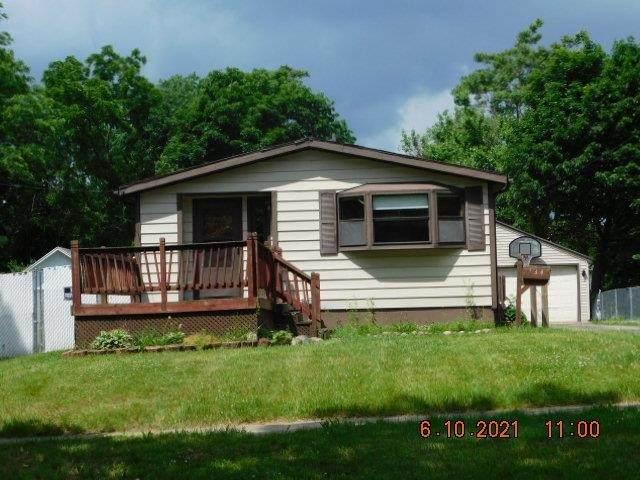 334 N Grinnell Street, Jackson, MI 49202 (MLS #21109630) :: The Hatfield Group