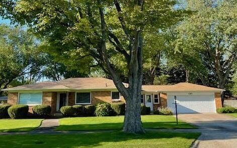 185 E 29th Street, Holland, MI 49423 (MLS #21110635) :: Sold by Stevo Team | @Home Realty