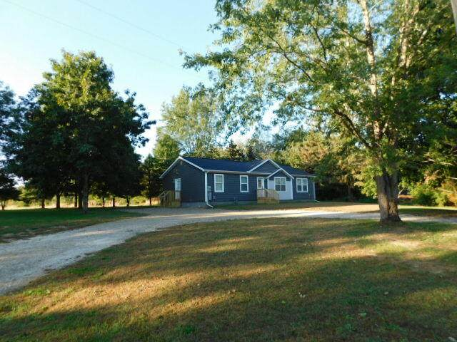 131 Burch Road, Coldwater, MI 49036 (MLS #21110855) :: Keller Williams Realty | Kalamazoo Market Center