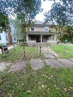 1100 Chittock Avenue, Jackson, MI 49203 (MLS #21111121) :: The Hatfield Group