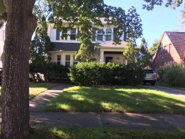 1307 Benjamin Avenue SE, Grand Rapids, MI 49506 (MLS #21111633) :: JH Realty Partners