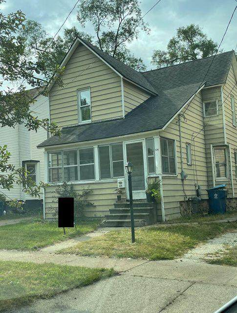 324 Reed Avenue, Kalamazoo, MI 49001 (MLS #21112032) :: Keller Williams Realty | Kalamazoo Market Center