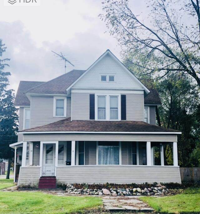 131 E Lincoln Avenue, Reed City, MI 49677 (MLS #21112098) :: BlueWest Properties