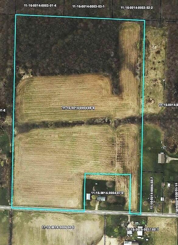 8393-24.85 A Columbia Avenue, Eau Claire, MI 49111 (MLS #21112186) :: Deb Stevenson Group - Greenridge Realty