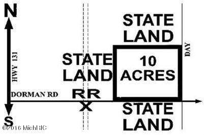 Dorman Road NE A, Kalkaska, MI 49646 (MLS #16048865) :: JH Realty Partners