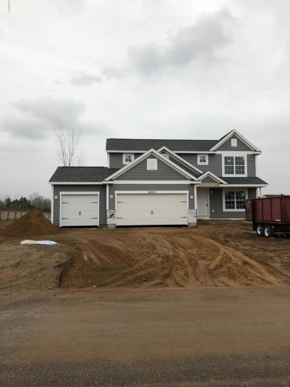 6862 Madrone Drive, Rockford, MI 49341 (MLS #18014973) :: JH Realty Partners