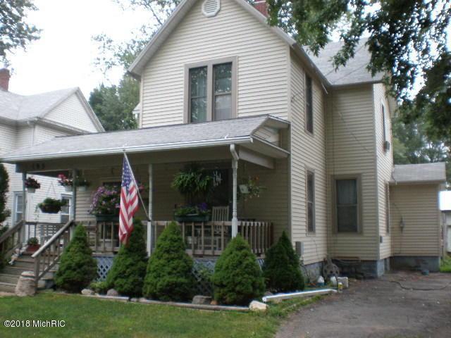 195 Hull Street, Coldwater, MI 49036 (MLS #18023034) :: Carlson Realtors & Development