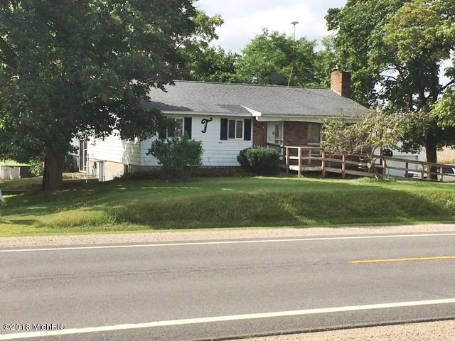 10625 W H.C. Edmore Road, Lakeview, MI 48850 (MLS #18032864) :: JH Realty Partners