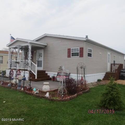 7604-Lot #135 Red Arrow Highway, Watervliet, MI 49098 (MLS #19014843) :: Matt Mulder Home Selling Team