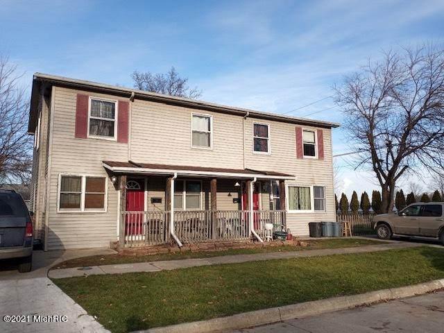 822 W Lorain Street, Monroe, MI 48162 (MLS #21000488) :: Ginger Baxter Group