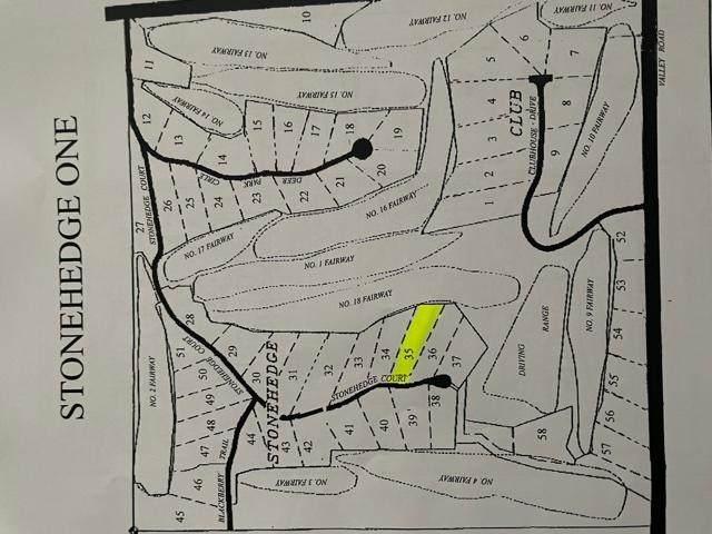 1576 Stonehedge Court, Harbor Springs, MI 49740 (MLS #21015039) :: Ron Ekema Team