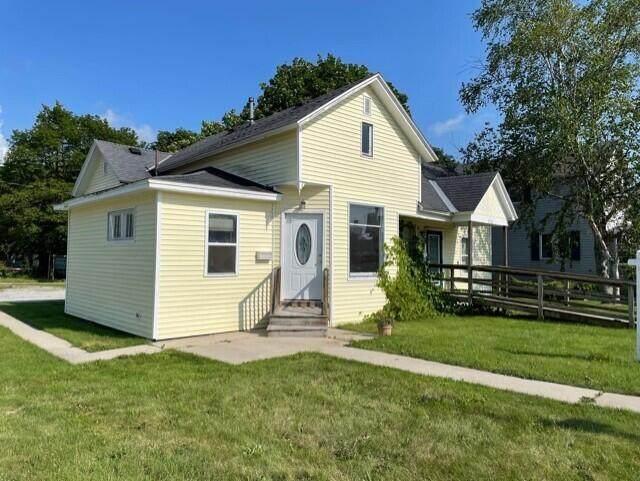 210 N Main Street, Scottville, MI 49454 (MLS #21015231) :: CENTURY 21 C. Howard