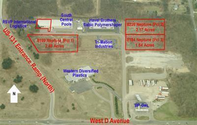 8199 Neptune Drive Pcl 1, Kalamazoo, MI 49009 (MLS #13028150) :: Deb Stevenson Group - Greenridge Realty