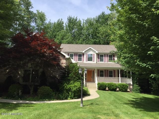 5478 Fairview Street, Stevensville, MI 49127 (MLS #18004186) :: 42 North Realty Group