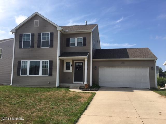 663 Green Meadows Drive, Middleville, MI 49333 (MLS #18037640) :: Carlson Realtors & Development