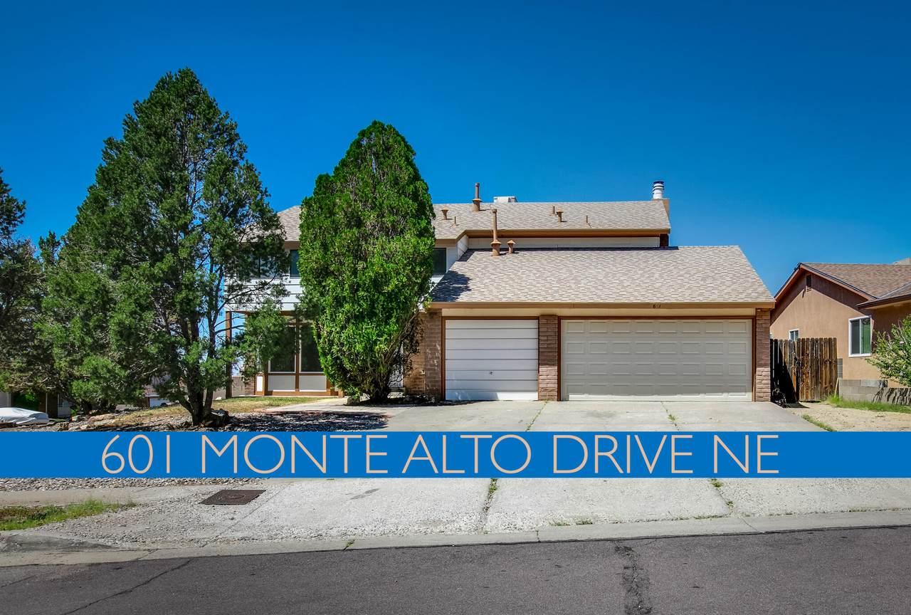 601 Monte Alto Drive - Photo 1