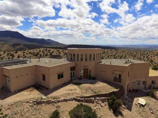 90 Camino Halcon, Placitas, NM 87043 (MLS #892328) :: Campbell & Campbell Real Estate Services