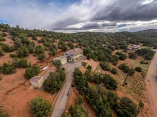 63 Vallecitos Drive, Tijeras, NM 87059 (MLS #892517) :: Campbell & Campbell Real Estate Services