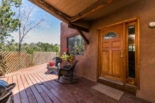 35 Gallinger Lane, Tijeras, NM 87059 (MLS #892702) :: Campbell & Campbell Real Estate Services