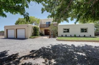 1188 Hollywood, Corrales, NM 87048 (MLS #892958) :: Campbell & Campbell Real Estate Services