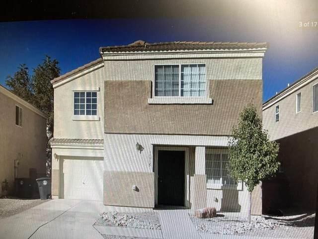 10905 Jicama Way SE, Albuquerque, NM 87123 (MLS #1000045) :: Campbell & Campbell Real Estate Services