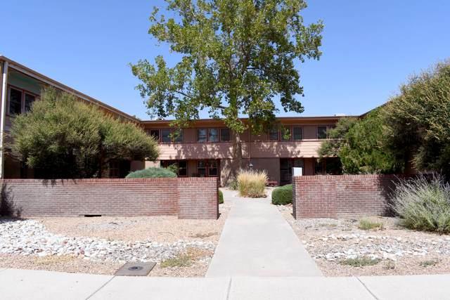 1405 San Carlos Road SW #12, Albuquerque, NM 87104 (MLS #1000046) :: The Buchman Group