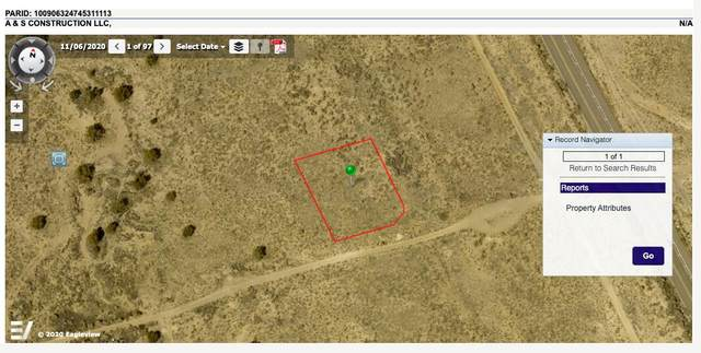 Rosa Parks Road NW, Albuquerque, NM 87120 (MLS #1000068) :: Campbell & Campbell Real Estate Services