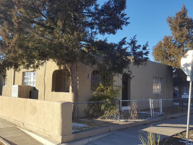 1301 7TH Street NW, Albuquerque, NM 87102 (MLS #1000139) :: Campbell & Campbell Real Estate Services