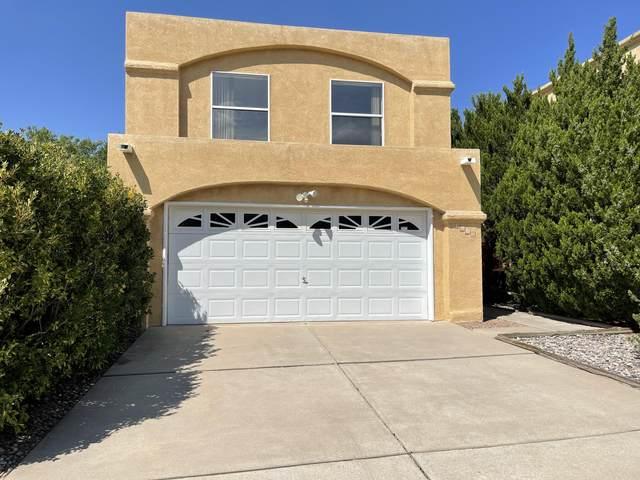 3619 Calle Pino NE, Albuquerque, NM 87111 (MLS #1000150) :: HergGroup Albuquerque