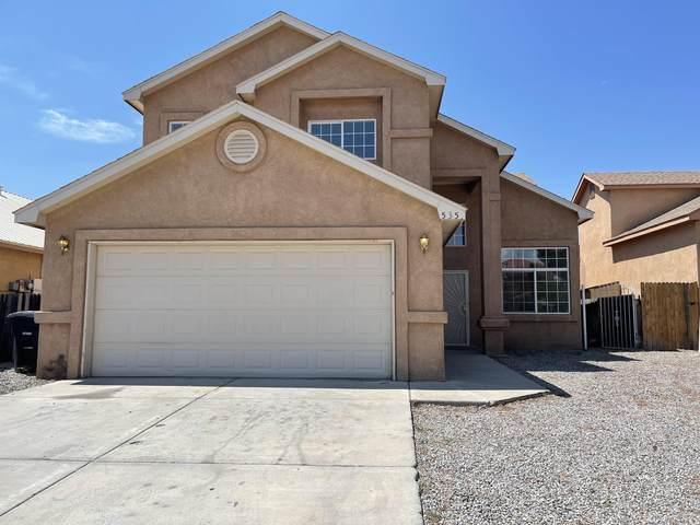535 Dean Drive SW, Albuquerque, NM 87121 (MLS #1000156) :: HergGroup Albuquerque