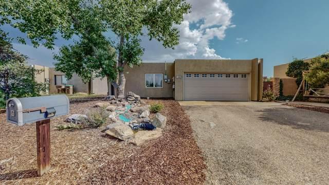 1809 Tramway Terrace Loop NE, Albuquerque, NM 87122 (MLS #1000249) :: Keller Williams Realty