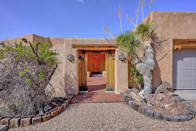 3 Juniper Hill Loop NE, Albuquerque, NM 87122 (MLS #1000295) :: Keller Williams Realty