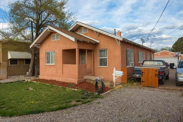 1206 12TH Street NW, Albuquerque, NM 87104 (MLS #1000298) :: The Buchman Group
