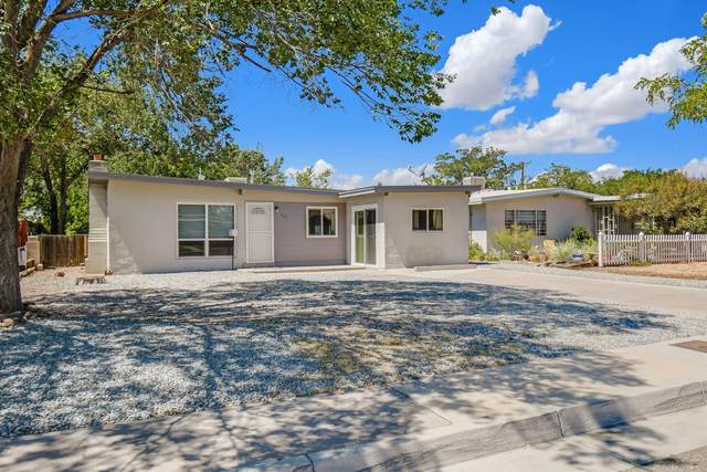 625 Grove Street NE, Albuquerque, NM 87108 (MLS #1000365) :: Keller Williams Realty
