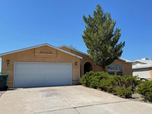 6086 Jack Rabbit Road NE, Rio Rancho, NM 87144 (MLS #1000404) :: Berkshire Hathaway HomeServices Santa Fe Real Estate
