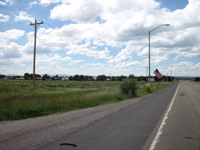 Old Route 66 Lot 2, Moriarty, NM 87035 (MLS #1000439) :: The Buchman Group
