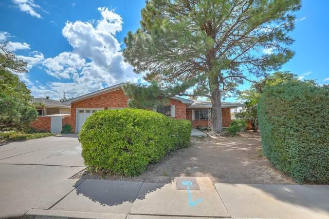 1505 Dakota Street NE, Albuquerque, NM 87110 (MLS #1000489) :: Berkshire Hathaway HomeServices Santa Fe Real Estate