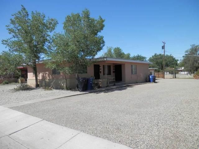 1821 Alvarado Drive NE, Albuquerque, NM 87110 (MLS #1000498) :: Campbell & Campbell Real Estate Services