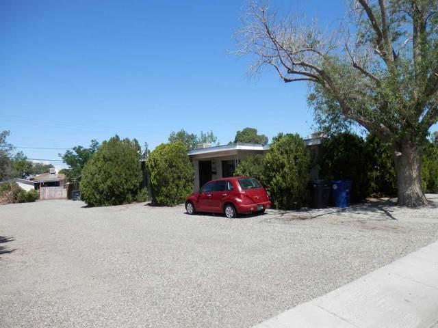 1825 Alvarado Drive NE, Albuquerque, NM 87110 (MLS #1000499) :: Keller Williams Realty