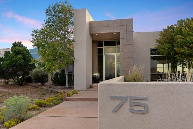 75 Overlook Drive, Placitas, NM 87043 (MLS #1000521) :: Campbell & Campbell Real Estate Services