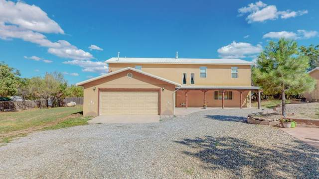 25 Perea Lane, Sandia Park, NM 87047 (MLS #1000575) :: Campbell & Campbell Real Estate Services