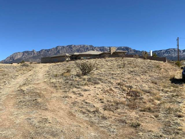 TBD San Francisco Drive NE, Albuquerque, NM 87122 (MLS #1000577) :: Keller Williams Realty