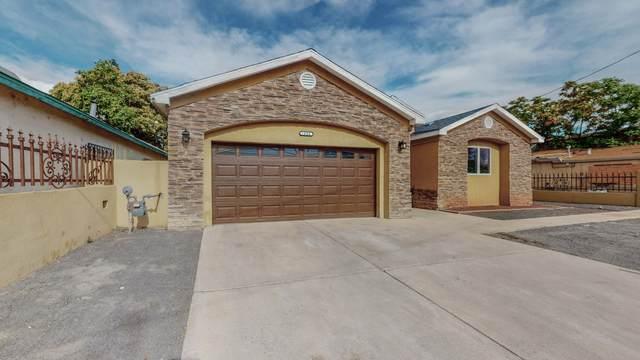 1404 8TH Street SW, Albuquerque, NM 87102 (MLS #1000591) :: Keller Williams Realty