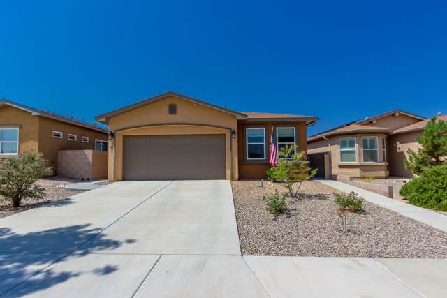 461 Promenade Trail SW, Los Lunas, NM 87031 (MLS #1000647) :: Campbell & Campbell Real Estate Services