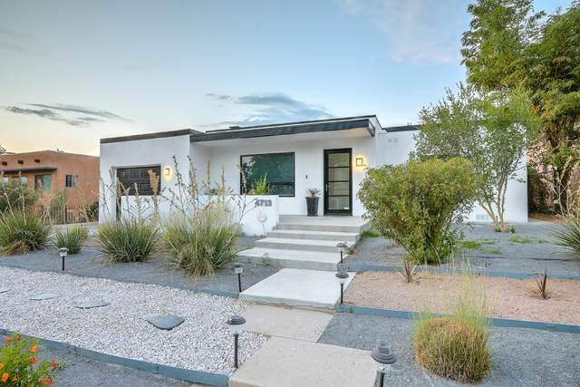 4713 Hannett Avenue NE, Albuquerque, NM 87110 (MLS #1000689) :: Keller Williams Realty