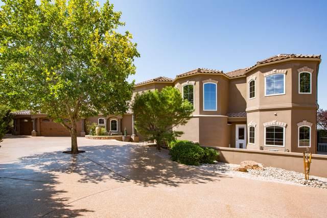 8340 Beverly Hills Avenue NE, Albuquerque, NM 87122 (MLS #1000749) :: The Buchman Group