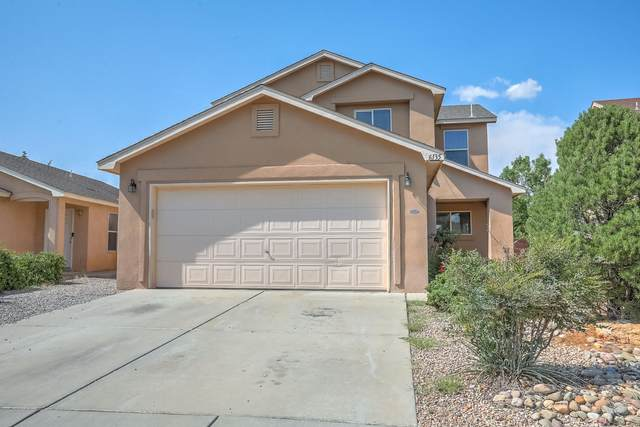 6135 Bisbee Place NW, Albuquerque, NM 87114 (MLS #1000757) :: Campbell & Campbell Real Estate Services