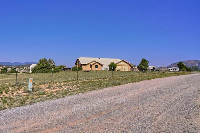 3 Zion Court, Edgewood, NM 87015 (MLS #1000808) :: Campbell & Campbell Real Estate Services