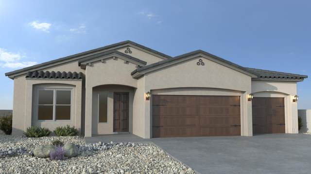 11528 Rodey Avenue SE, Albuquerque, NM 87123 (MLS #1000810) :: Campbell & Campbell Real Estate Services